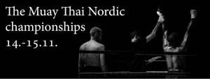 Muaythai Nordic Championship